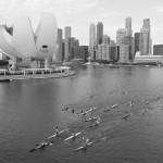 Canoe Marathon Background