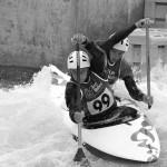 Canoe Slalom Background